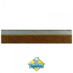 Звукоизоляционная панель Teplofom 25 улучшенная (1250х600мм)