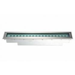 4.3061 / Встраиваемый линейный подводный свет из нержавеющей стали 316L