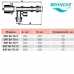 Электронагреватель Behncke EWT 80-70/15 Incoloy/Steel 15 кВт 400В с термостатом