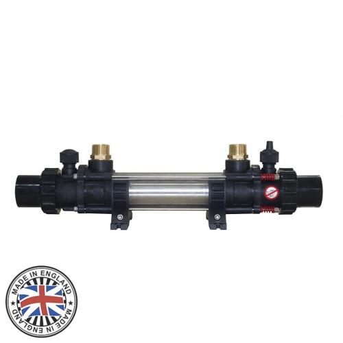 Теплообменник Elecro G2I 122 кВт Incoloy