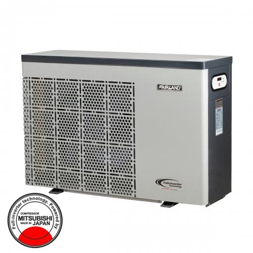 Тепловой инверторный насос Fairland IPHC55 21.5 кВт