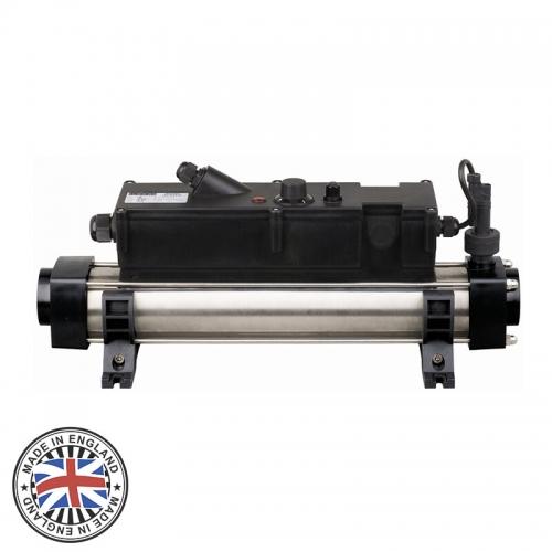 Электронагреватель Elecro Flowline 8Т86В Titan/Steel 6кВт 230В