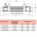 Теплообменник Elecro G2I 85 кВт Incoloy