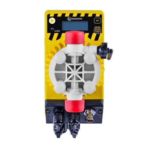 Мембранный дозирующий насос Aquaviva DRP200 Smart Plus PH/Cl 0,1-14 л/ч