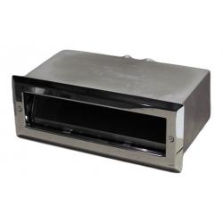 Скиммер 25м² с узкой горловиной, выдвижной корзиной, герконовыми датчиками и блоком управления AISI316L