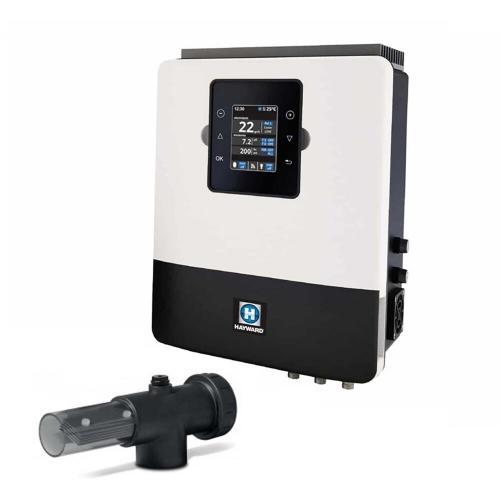 Станция контроля качества воды Hayward Aquarite Plus (110 м3, 22 г/ч) + Ph