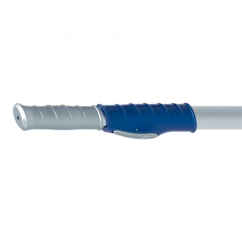 """Ручка """"Basic Line"""" телескопическая, алюминиевая, для крепления с помощью зажима"""