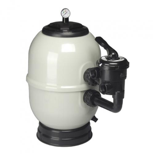 """Фильтр """"Aster"""" с боковым подключением (без вентиля), высота фильтрующего слоя 0.6 м."""