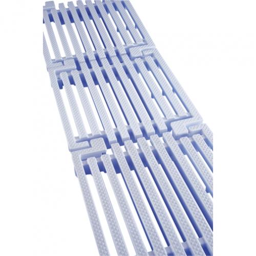 Элементы решеток параллельные для изгибов, пластик
