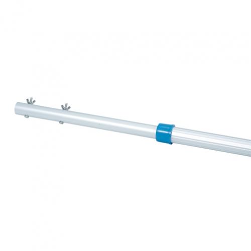 """Ручка """"Classic"""" телескопическая, алюминиевая, для крепления с помощью гайки-барашка"""