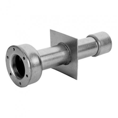 Закладная труба для пленочных бассейнов, AISI-304