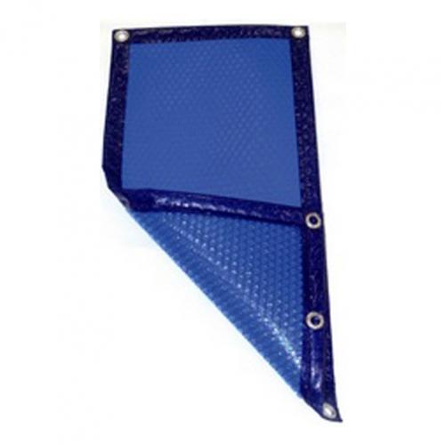 Покрытие теплозащитное усиленное, 500 микрон, синий цвет