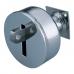 Складное анкерное крепление для разделителей дорожек, для бетонных бассейнов, AISI-316