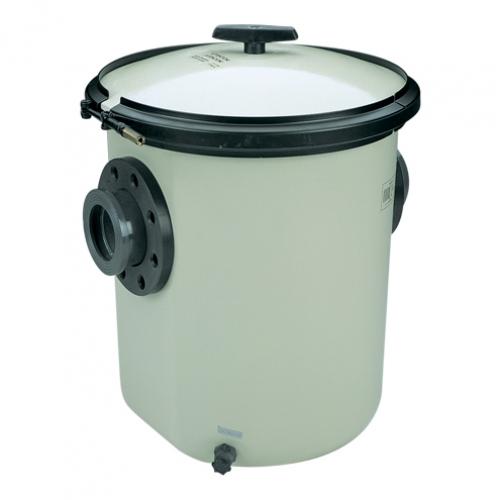 Префильтр, емкость 33 л., полипропилен и стеклопластик
