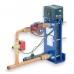 """Теплообменник """"Etna"""" пластинчатый, оборудованная модель + рециркуляционный насос, AISI-316"""