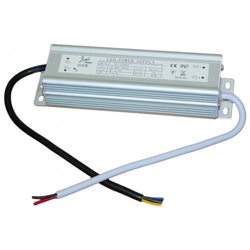 Трансформатор постоянного тока ip67 12v60W Р11-11