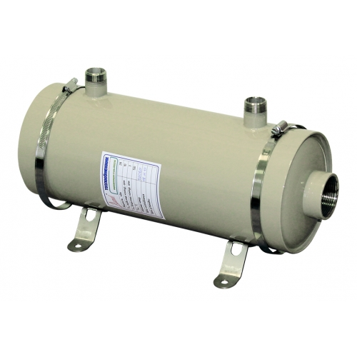Теплообменник  Р8-08 AISI 316L 28 кВт