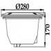 HJ6015-2 PAR56 встроенные