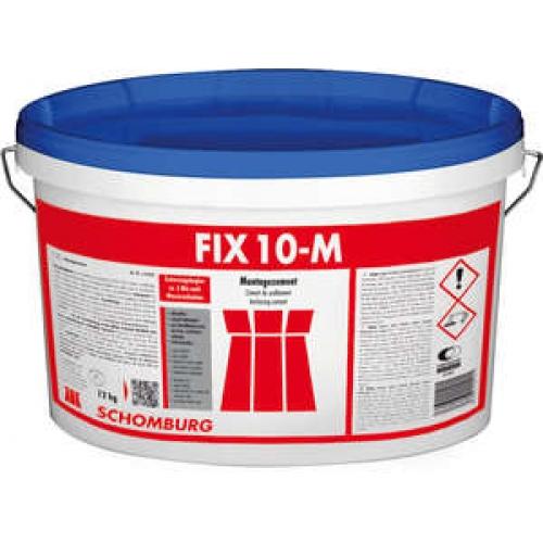 FIX-10-M, 12kg
