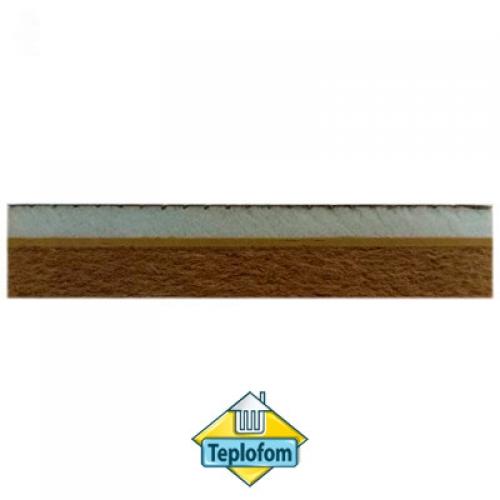 Звукоизоляционная панель Teplofom 25 улучшенная (2500х600мм)