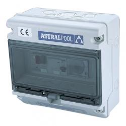 Блок управления насосом, с защитой от тепловой перегрузки