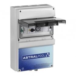 Блок управления 1 насосом и 1 подводным светильником, с защитой от тепловой перегрузки