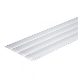 Ламели ПВХ, цвет белый