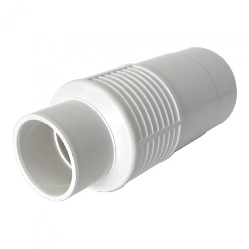 Закладная труба, диаметр 90 мм. регулируемая по длинне